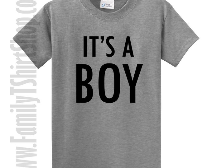 It's A Boy T-shirt