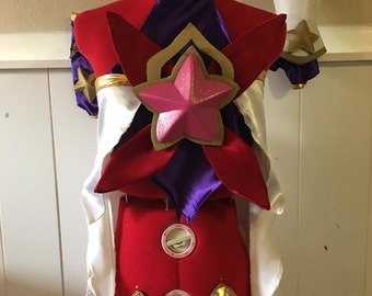 Star Guardian Jinx Cosplay-Please read description