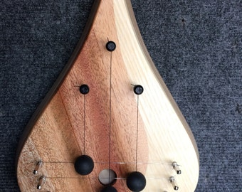 Mahogany/Ash Door Harp