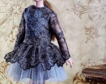 """ellowyne wilde 16"""" doll clothes short dress"""