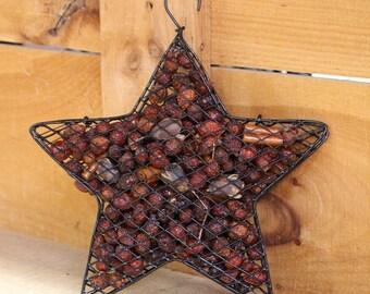 Baking Day Hanging Mesh Star