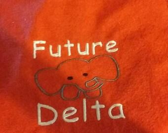 Future delta sigma theta bib