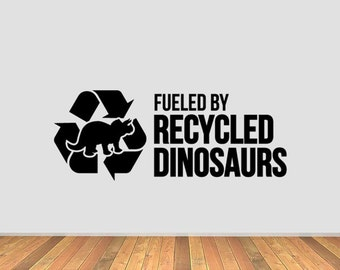 Recycled Dino - Triceratops