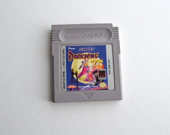 Darkwing Duck For The Original Nintendo Game Boy