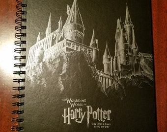 Wizarding World of Harry Potter Sketchbook
