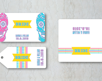 Mexican Place Cards