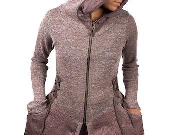 MR504 Crochet Jacket