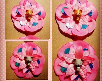 2-pin flowers Kimmi