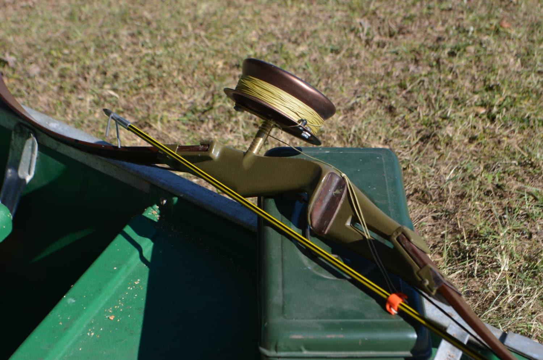 Archery Take Down Bow Vintage Bear Minuteman 45 With