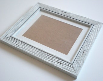 "Driftwood frame 16x20"" distressed  frame photo frame picture frame woodworking crafts shabby chic frame barnwood rustic RusticFrameShop"