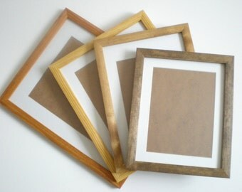 poster frame a2 frame wall frame picture frame 42x594 cm frame wood wall decor - Wood Poster Frame