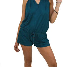 Play suit Dungarees Onesies Shorts Hot Pants Yoga suit Backless Dance outfit