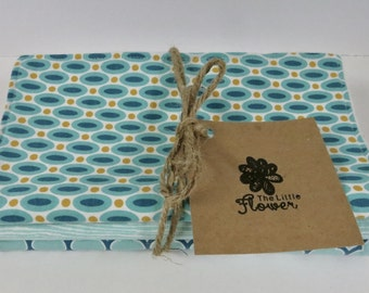 Organic Bamboo Burp Cloths, Burp Cloths, Baby Gift Set, Gift for New Mom, Gift for New Dad, Boy Burp Cloths