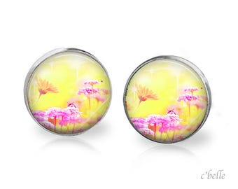 Earrings spring 8