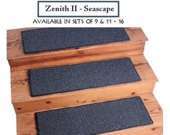 8x24 Dog Assist Carpet Stair Treads PAINTED TAN
