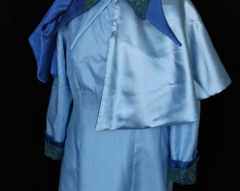 Fleur Delacour / Beauxbâtons uniform Harry Potter and the goblet of fire cosplay costume