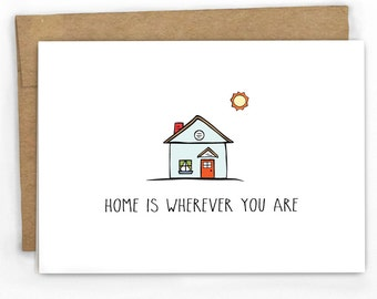 Mother's Day Card | Just Because Card | Love Card ~ Home by Cypress Card Co.