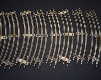 Vintage Lione Train Tracks