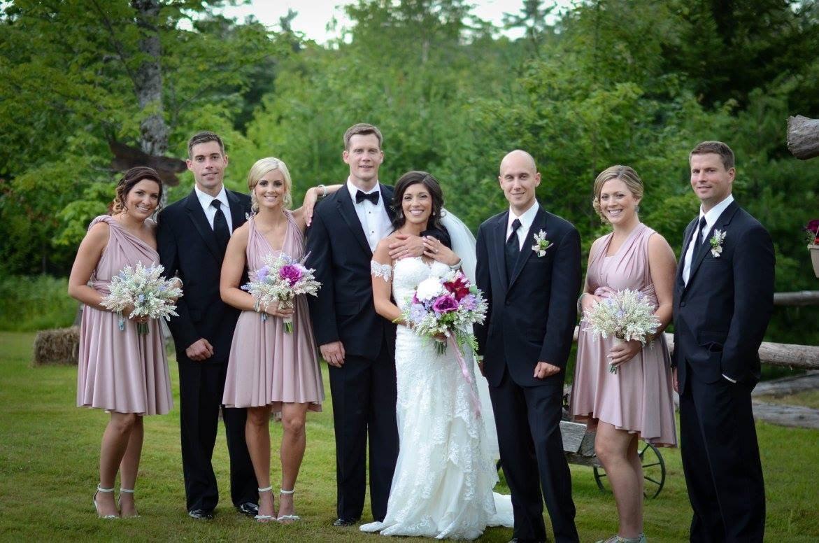 Custom convertible dress bridesmaid wedding plus size maternity ombrellifo Gallery