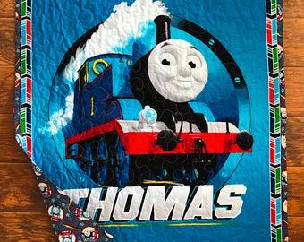 Thomas Blanket Etsy