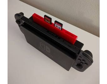 Nintendo Switch Game Holder,Cartridge,Zelda,Mario Kart,Games,Organized