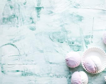 Food photography background backdrop concrete | white + green