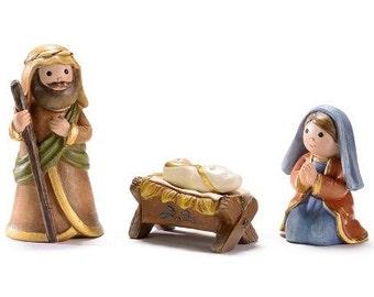 Fairy Garden  - Jesus, Mary and Joseph - Miniature