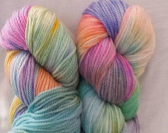 CC17/413 Handdyed Pure Wool Yarn