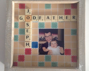 godfather scrabble frame