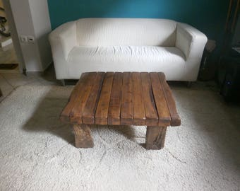 coffee table (save a tree)