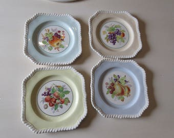 ENGLAND JOHNSON BROS Old English Plates