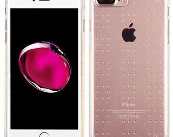 Transparent / CLEAR iPhone 7 Plus / 8 Plus  TPU Gel  Case