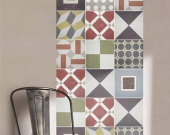 Kitchen Backsplash Tiles - Sintra Tiles - Tile Stickers - Tile Decals - Backsplash Decal - Backsplash Tile - Pack of 36 - SKU:ASAT