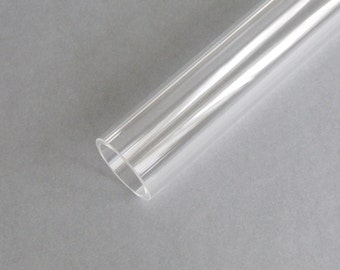 Acrylic Roller for Metal Clay, PMC Jewellery Making Craft Supply Tool, Clear PMC Roller