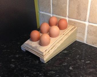 Egg Wedged Holder