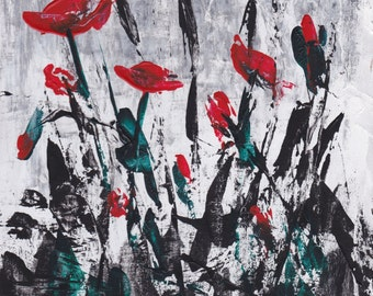 Title : Poppies #1