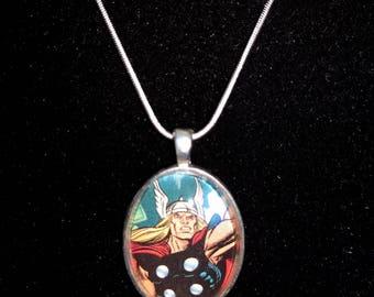 Marvel Thor Avengers Pendant