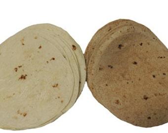 Organic Tortillas ~ 12 INCH