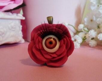Eyeris: Rosebud bezel - OOAK