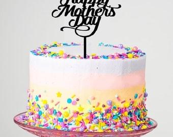 Handmade Mother's Day Topper