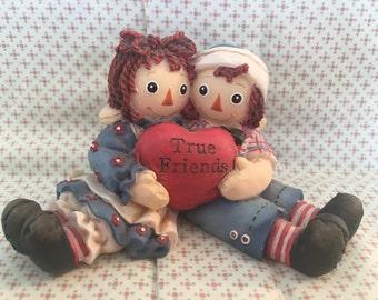 Raggedy Ann & Andy: True Friends