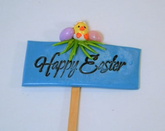 Fairy Garden Easter Sign
