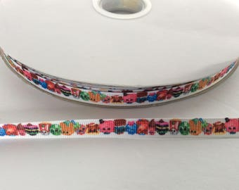 "Character ribbons,doll ribbons, grosgrain 3/8"", korker ribbons"