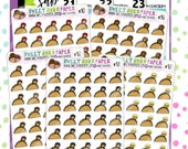 Taco Planner Stickers   Taco Tuesday Planner Stickers   Food Planner Stickers   Character Stickers   462   463   464   465   466