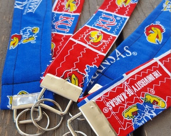 University of Kansas , KU Jayhawks Key Fob
