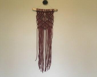 "Macrame Wall Hanging ""Marielle"""