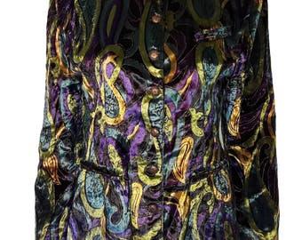 VERTIGO Paris jacket size 42 uk 14 us 10