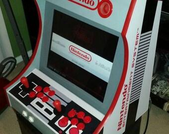 Bartop Arcade NES theme thousands of games