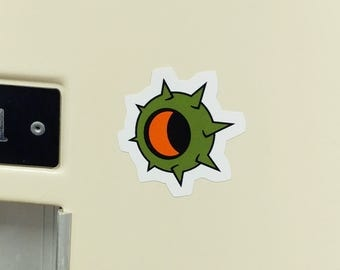 Junkrat Riptire Small Sticker