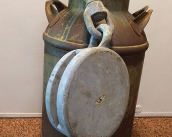 Antique Block and Tackle, Nautical Pulley, Marine Pulley, Ship Pulley, Sail Boat Pulley, Barn Pulley, Antique pulley, Lighting, Industrial